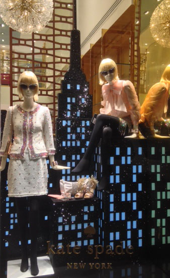 Kate Spade Windows